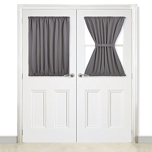Black And White Kitchen Curtains Amazon Com