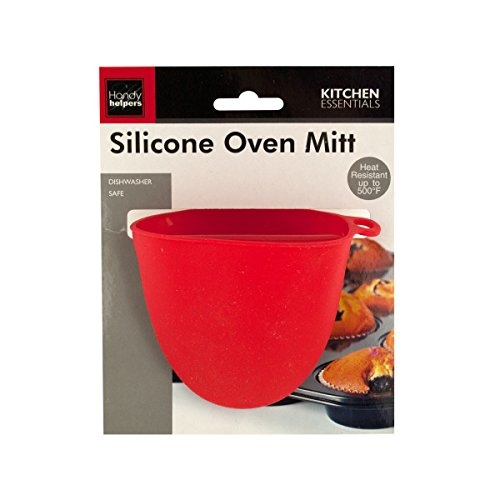 Silicone Oven Mitt - Pack of 96