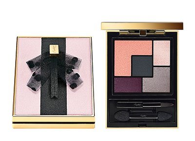 YSL Couture Palette Mon Paris Plumetis Edition Eyeshadow Palette by YSL