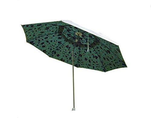 Onfly UV CUT Outdoor Parasols Fishing Umbrella,UV Protection,folding Portable Canopy,iron Bracket,Multi-angle Adjustment,Leisure Umbrella With Storage Bag -