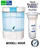 AQUAFRESH H008 (Water Purifier Ro+Uv+Uf+Tds Adjuster Water Purifiers With Pre Filter Set Aqua fresh)