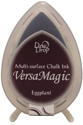 Tsukineko VersaMagic Dew Drop Inkpad of All Kinds, Eggplant