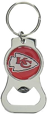 NFL Bottle Opener Key Ring