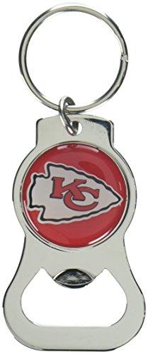 (NFL Kansas City Chiefs Bottle Opener Key Ring)