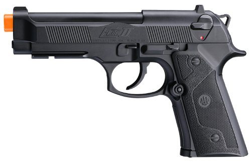 Beretta Elite II CO2 Pistol, Black - Medium