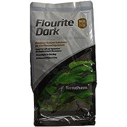 Seachem Flourite Black Dark Gravel, 7.7 lb