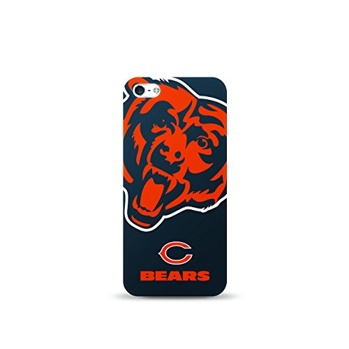 Mizco Sports TPU Gel Case For Iphone 5S / SE NFL Chicago Bears