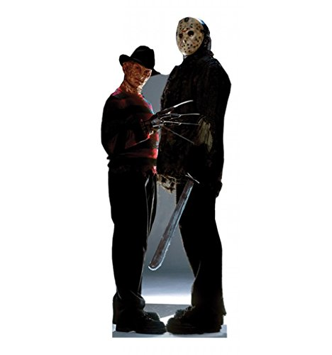 Freddy vs. Jason - Advanced Graphics Life Size Cardboard -