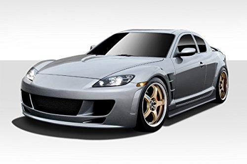 2004-2008 Mazda RX-8 Duraflex X-Sport Body Kit - 4 Piece - Duraflex Body Kits