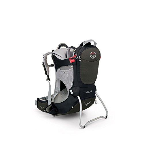 Osprey Packs Poco AG Child Carrier, Black (Best Backpack Baby Carrier Reviews)