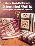 Stenciled Quilts, Marie M. Sturmer, 0486267172