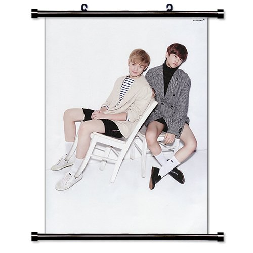 Nct Dream Boy Group Wall Scroll Poster