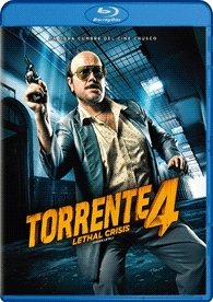 Torrente 4: Lethal Crisis (2011) (Movie)