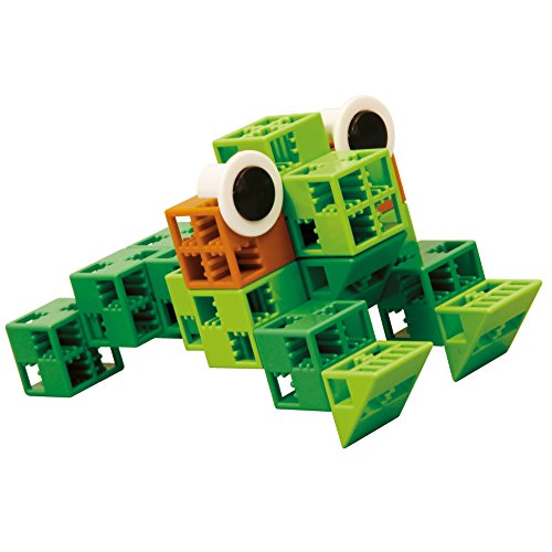 Gear Building Toys For Boys : Click a brick toys rainforest rascals pc building