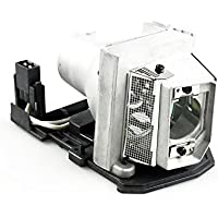 317-2531/725-10193/04WRHF Compatible Projector Lamp 1210S Replacement Lamp with Housing for Dell 1210s Projector
