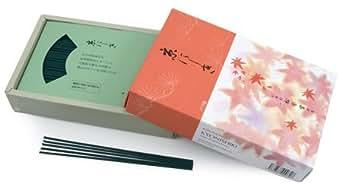 Kyoto SHOYEIDO hojas (Kyo-nishiki) SHOYEIDO - incienso japonés - Caja de 450 palos