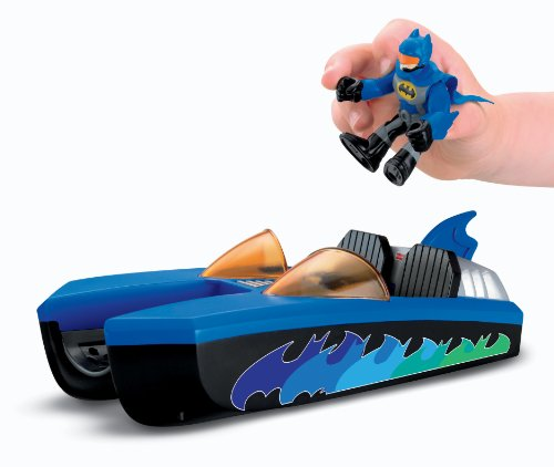 Fisher-Price Imaginext DC Super Friends, Batboat - http://coolthings.us