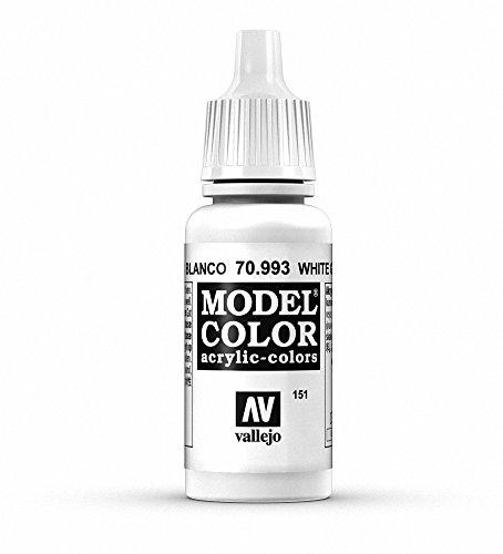 Vallejo Acrylic Paint, White Grey