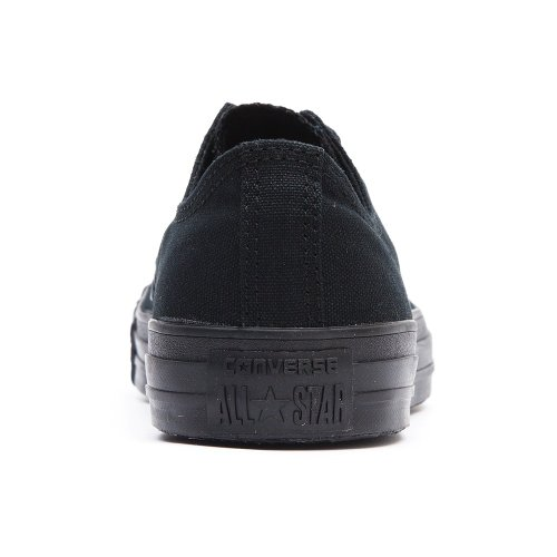 Converse Ctas Mono Ox 015490-70-8 - Zapatillas de tela, Unisex Negro (Noir Mono)