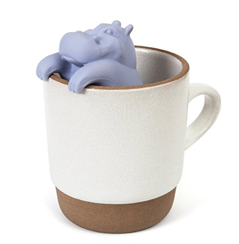 GAMAGO Hippo Tea Infuser Grey product image