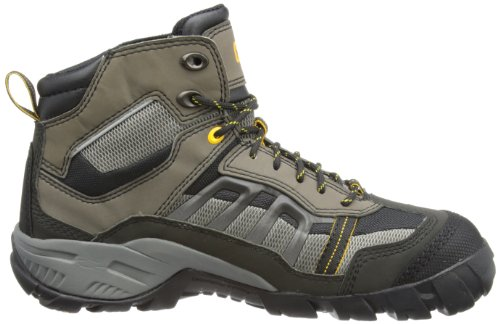 Caterpillar Formation Hi S1P CT, Scarpe da lavoro antinfortunistiche Uomo Grigio (Grau (Gris (Pepper/Wn Brown)))