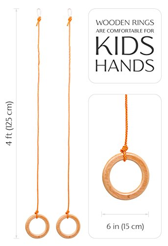 Review Gymnastic rings for girls