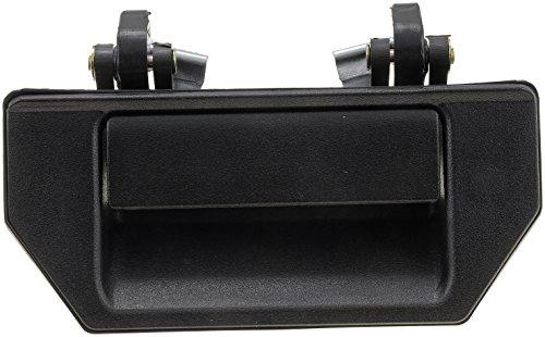 (Dorman HELP! 77057 Nissan Black Tailgate Handle)