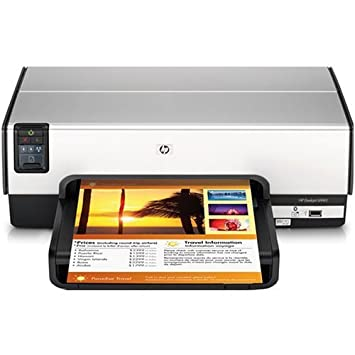 HP Deskjet 6940 - Impresora Tinta Color: Amazon.es: Informática