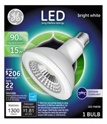General Electric Led Outdoor Lighting in US - 9