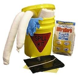 5 Gallon Pail Spill Kit Universal