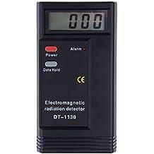 Ovovo Generic Digital LCD Electromagnetic Radiation Detector EMF Meter Tester Dosimeter Radiation Detector