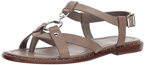 FRYE Women's Blair Harness Sandal, Grey, 6.5 M US by FRYE