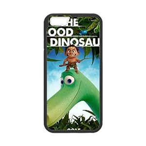 iPhone 6 4.7 Inch Cell Phone Case Black Good Dinosaur V6V9W