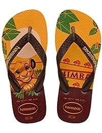 Sandália Kids Lion King, Havaianas, Criança Unissex