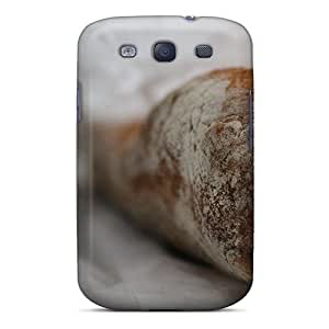 Galaxy S3 Cover Case - Eco-friendly Packaging(breadstick)