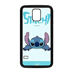 Samsung Galaxy S5 Cell Phone Case Black Disneys Lilo and Stitch DNH Phone Case For Girls Unique