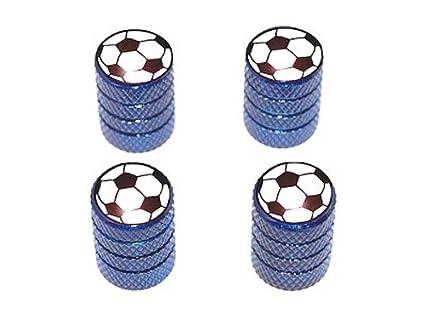 Balón de fútbol – deporte neumático válvula de llanta Stem Caps ...