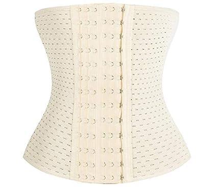 51695392f2f HITSAN INCORPORATION BONAS Hot Body Shaper Waist Slimming Women Postpartum  Shapewear Waist Trainer Belt Corrective Underwear