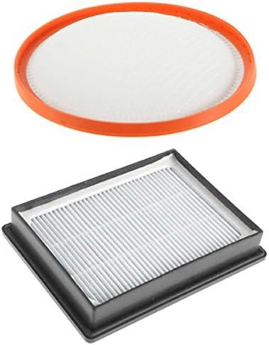 Pre Motor & Post Motor HEPA Filter Kit Compatible with Vax Power 6 C89-P6-B & C89-P6N-P Vacuum Cleaners
