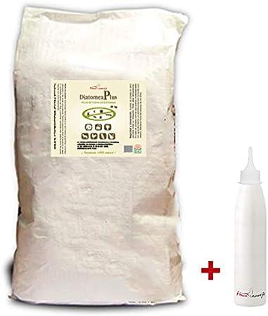 FINCA CASAREJO Tierra DE DIATOMEAS. Saco de 20KG + Botella pulverizadora de Regalo.