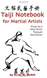 img - for Taiji Notebook for Martial Artists book / textbook / text book