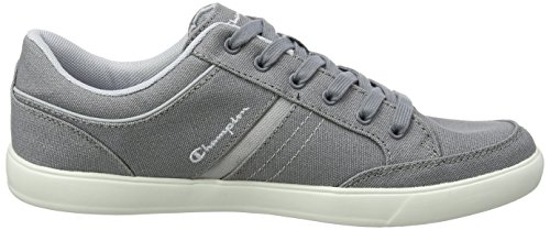 Champion Herren Low Cut Shoe Deck Sneaker Grau (Warm Grey ES002)