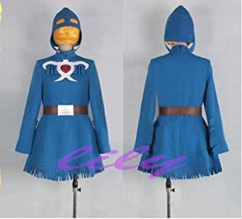 コスプレ衣装 風の谷のナウシカ 女性Lサイズ