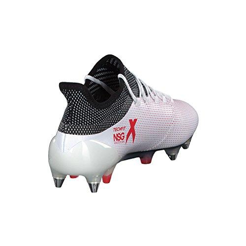 Adidas Mannen X 1,17 Sg Voetbalschoenen Wit (ftwwht / Reacor / Cblack)