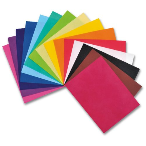 SmartFab Disposable Art and Decoration Fabric Sheets, 12