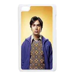 iPod Touch 4 Case White Big Bang Theory Raj SP4130640