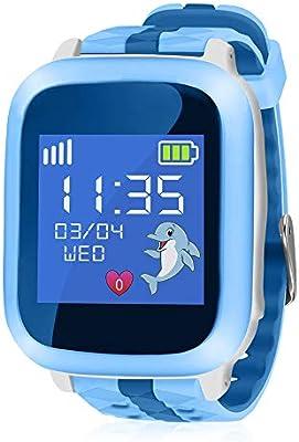 DAM. DMAB0061C30 Smartwatch GPS Especial Niños, Función De Rastreo ...