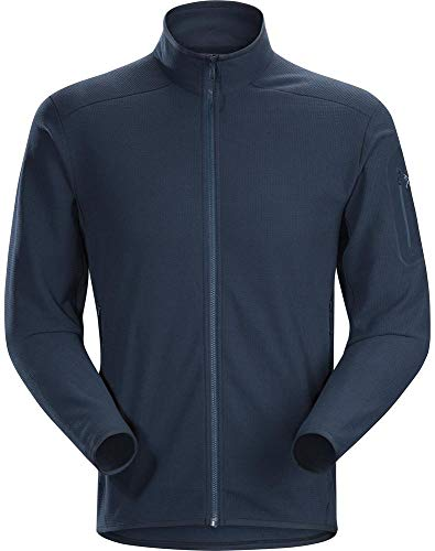 Arcteryx Jacket Fleece - Arc'teryx Men's Delta LT Jacket Tui Small