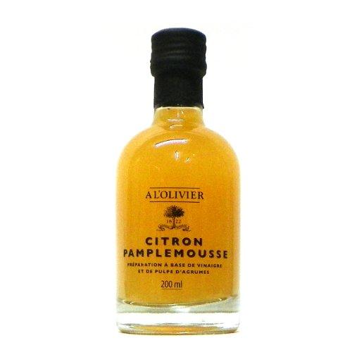 - A L'Olivier Lemon Grapefruit Vinegar