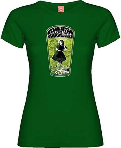 Rei Zentolo Alicia Camiseta, Verde Botella, XL Mujeres